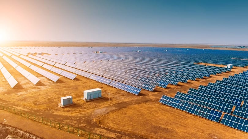 Facebook is financing a massive solar farm in Texas