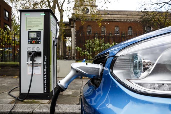 London is bankrolling an extra 1,500 residential EV chargers