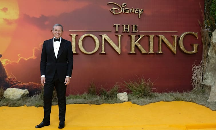 Disney CEO Bob Iger resigns from Apple board ahead of TV+ launch