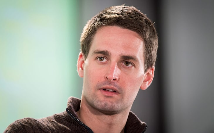 Series will give Snap's founding story the 'Social Network' treatment