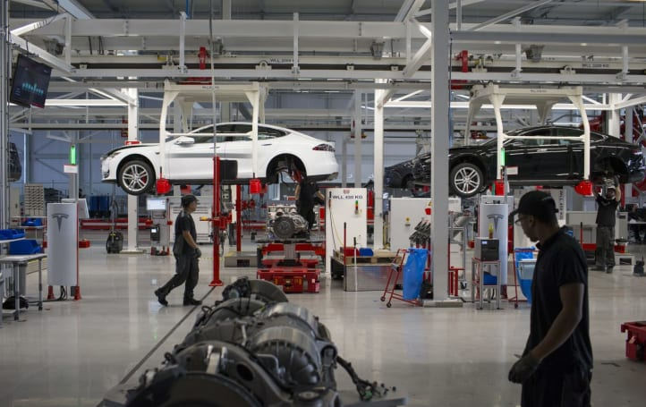 Tesla hit with unfair labor complaint from US watchdog