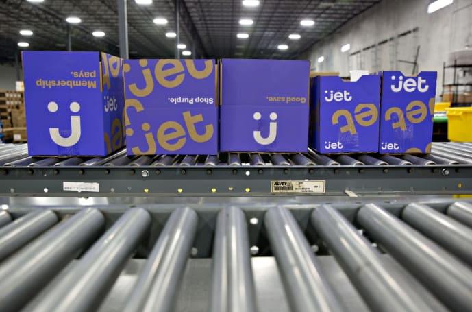Walmart's Jet.com has its own grocery brand just for millennials