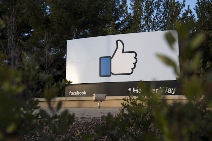 About that Facebook trust ranking
