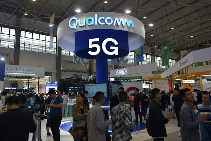 Qualcomm gives up on buying chip giant NXP