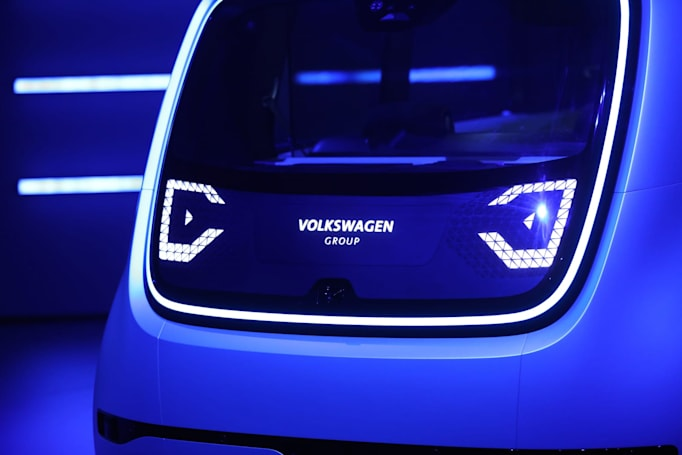 Hyundai and Volkswagen team with Google's former self-driving lead