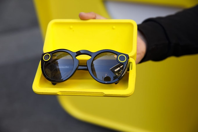 Snap will reportedly release AR-enabled Spectacles with dual cameras