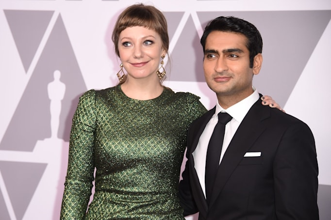 Apple signs 'Big Sick' writers for a series about immigrant stories