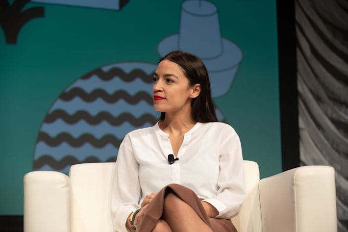 Alexandria Ocasio-Cortez believes we should be excited about automated jobs