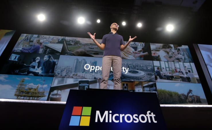 Microsoft is evolving by focusing on people