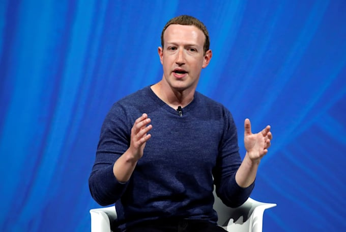 Facebook merges internet projects under 'Connectivity'