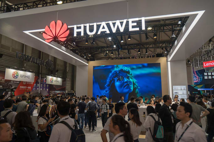 Major science publisher bars Huawei from reviewing papers