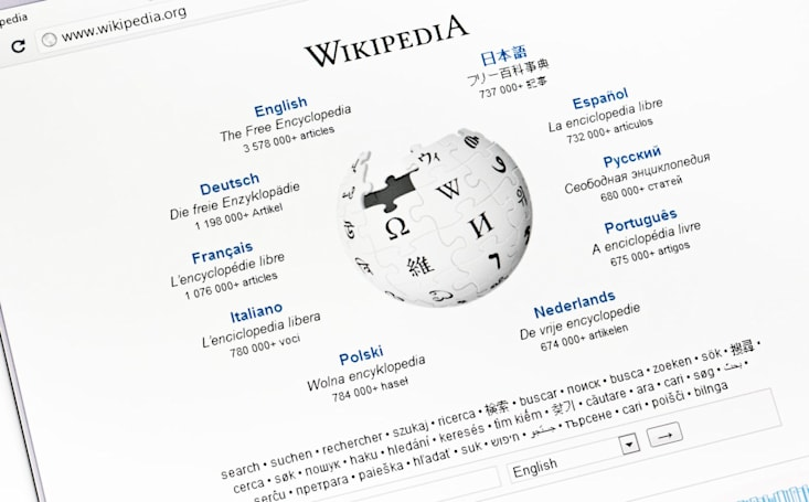 European Wikipedia sites go dark to protest copyright reform