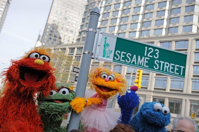Apple adds Sesame Workshop kids' programming to its TV slate