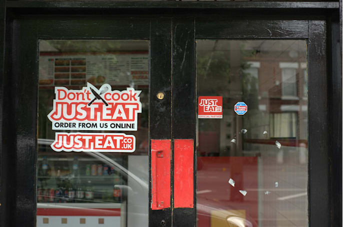Just Eat adds a cheeky 50p service charge to dodge EU rules
