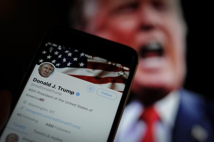 Twitter didn't flag Trump's racist tweets