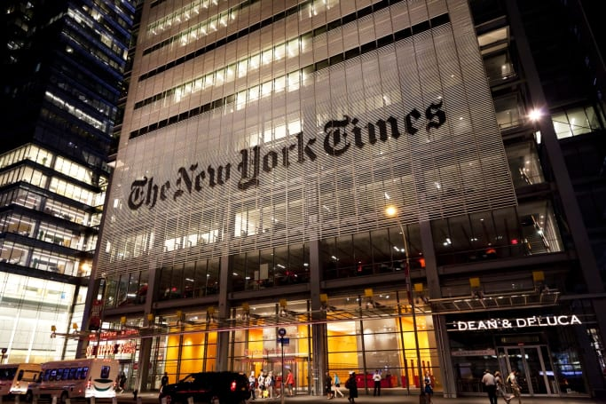 The New York Times expands its briefing series on Alexa