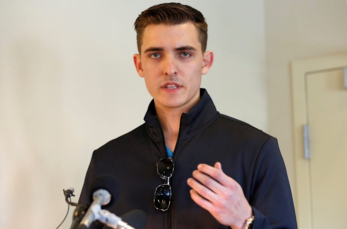 Twitter bans right-wing activist Jacob Wohl over fake accounts