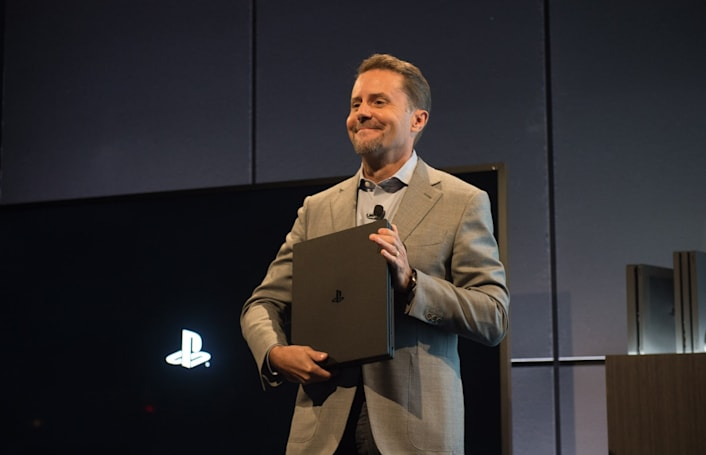 PlayStation boss Andrew House will leave Sony at the end of 2017