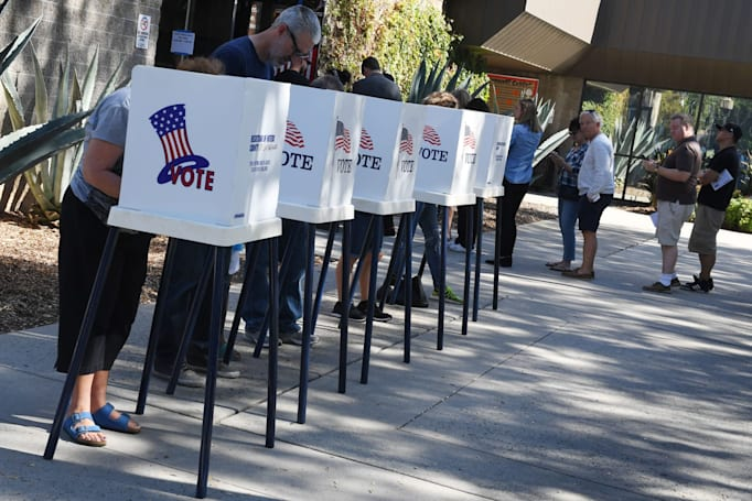 Facebook, Google meet intelligence agencies to talk 2020 election security