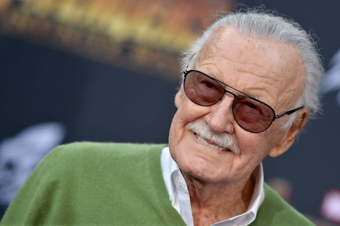 Marvel legend Stan Lee dies at 95