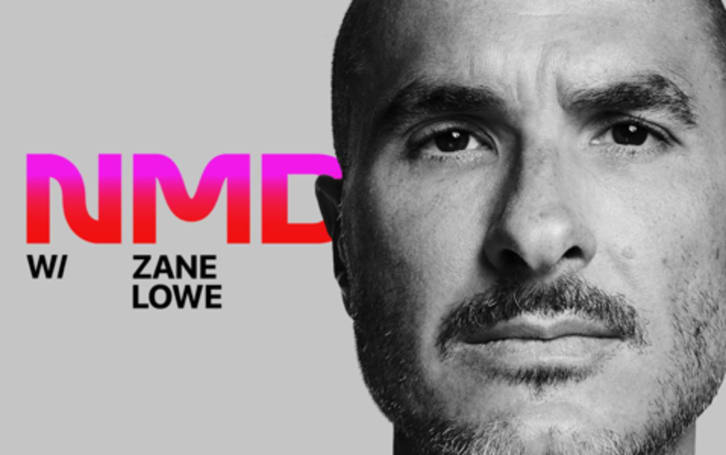 Zane Lowe's new Beats 1 show is all about new music