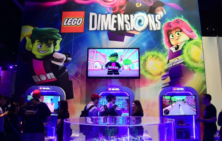Lego pulls the plug on future 'Dimensions' toys
