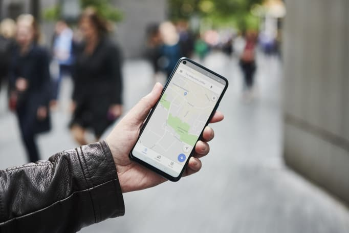 Google Maps lets you manage your public profile from the Android app