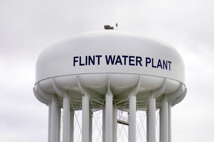 Elon Musk said he will pay for home water filters in Flint