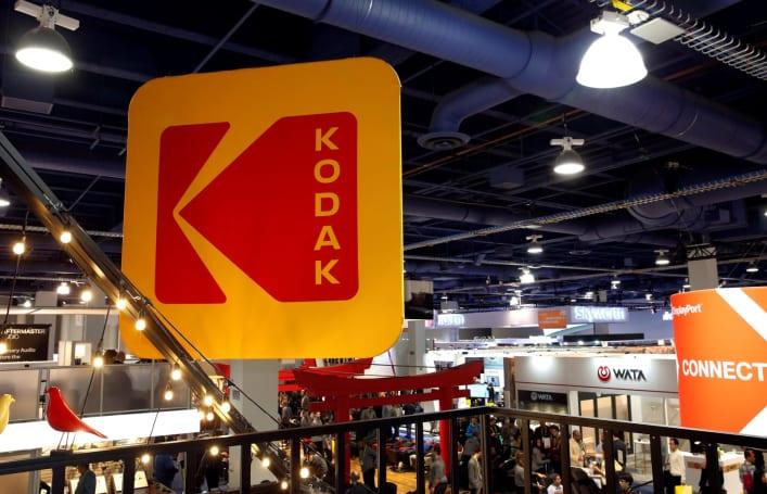 Kodak is jumping on the cryptocurrency bandwagon