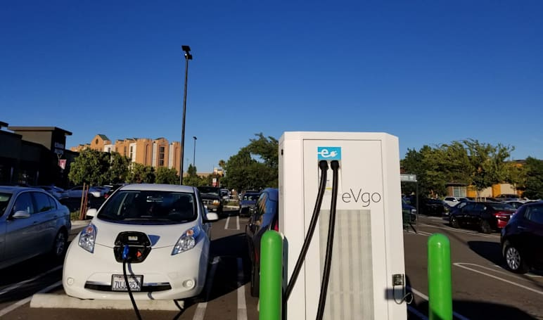 EVgo and Electrify America let you charge your EV with just one account