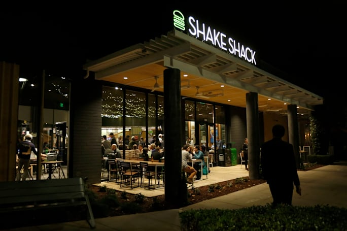 Grubhub and Seamless will deliver Shake Shack across the US
