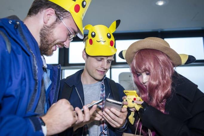 'Pokémon Go' has racked up 1 billion downloads