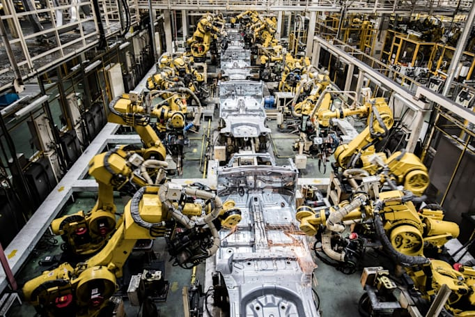 Teaming humans with robotic AI will remake modern manufacturing