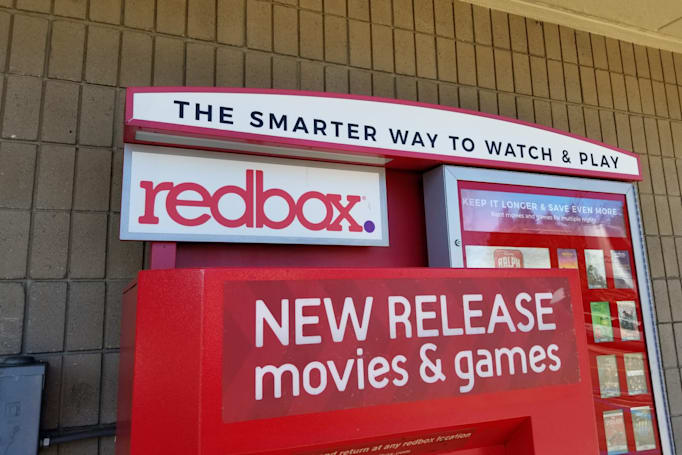 Redbox debuts a free, ad-backed live TV service