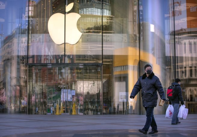 Apple warns of iPhone 'supply shortages' due to coronavirus outbreak