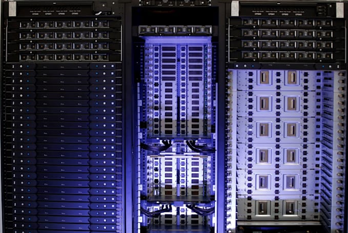 Europe enters race to build world-class supercomputers