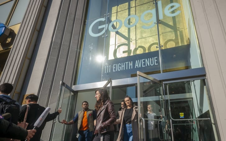 Google contractors are unionizing in Pittsburgh
