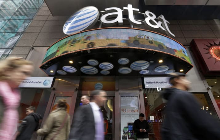 AT&T doubles down on its 5G fib