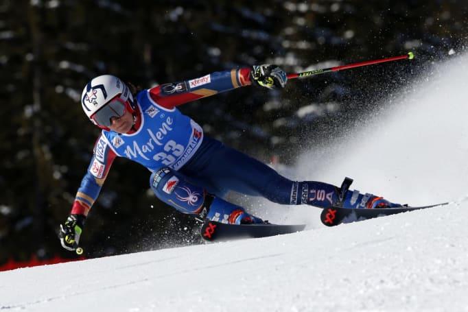 VR helps US Olympic ski and snowboard teams prep for South Korea
