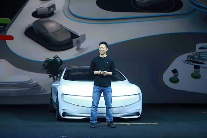 Founder of troubled LeEco refuses to return to China