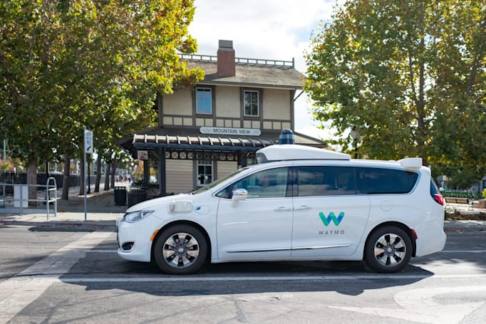 Waymo's self-driving cars needed a lot less human intervention in 2018