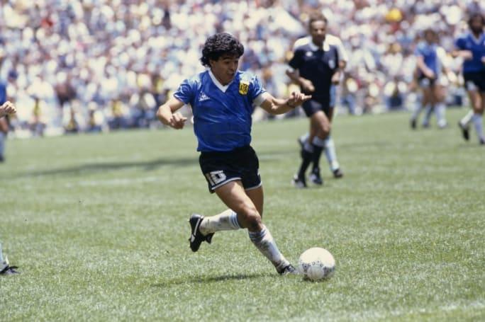 Amazon greenlights docuseries about soccer icon Diego Maradona