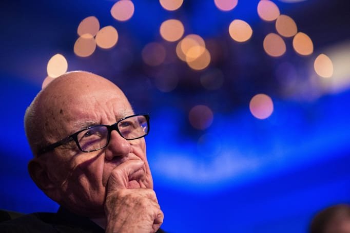 Rupert Murdoch wants Facebook to pay 'trusted' publishers for content