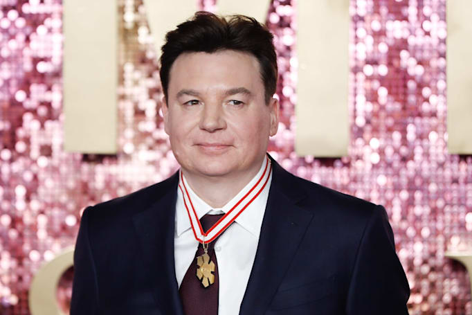 Mike Myers will play multiple characters for upcoming Netflix show