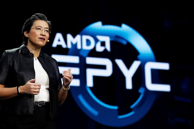 AMD denies improperly sharing CPU tech with China