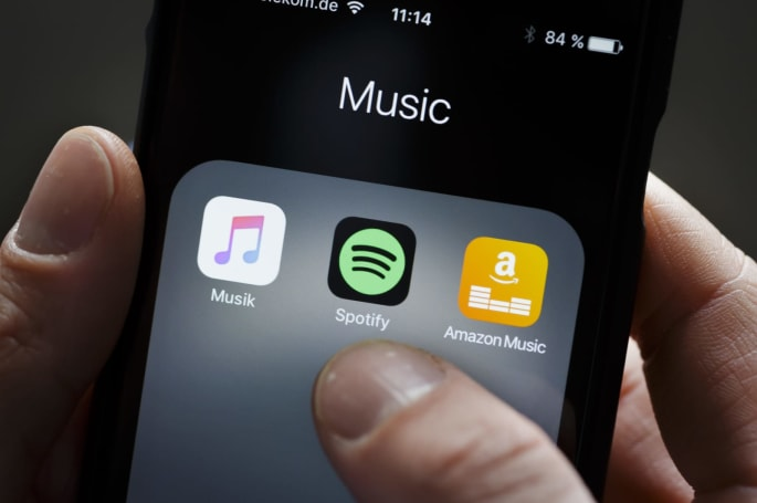 Streaming represented nearly 80 percent of US music revenue in 2019