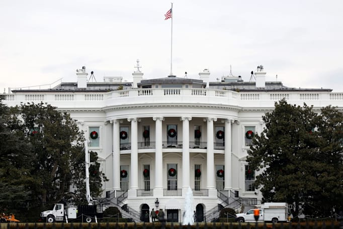 White House bans personal cell phones for staff and guests