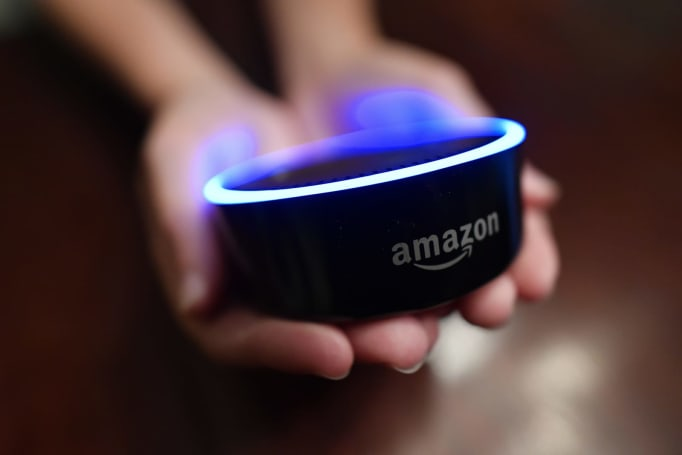 Your Echo device can announce each song before it plays
