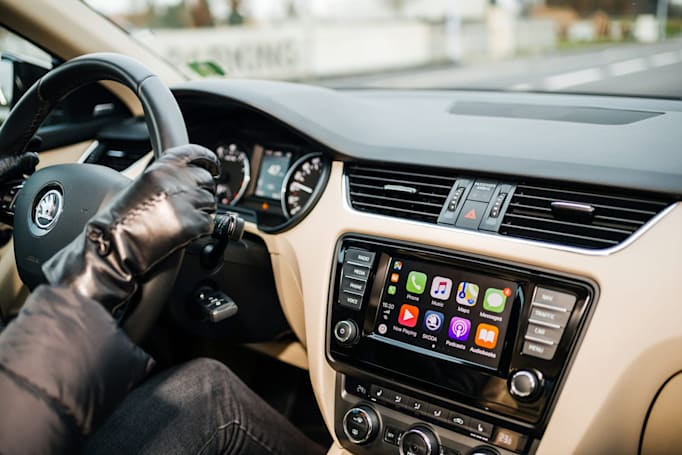 Your library's audiobook app now supports Apple CarPlay