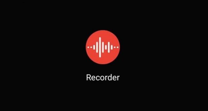Another Pixel 4 leak reveals a transcription-centric Recorder app